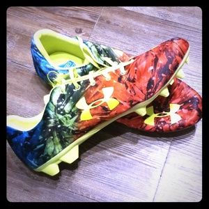 Brand new Under Armour NFL shoes